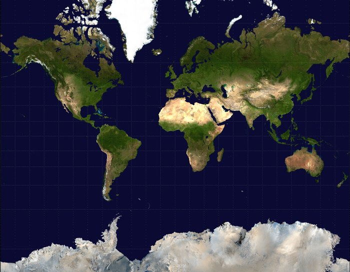 Why mercator kinea why mercator here is a mercator projection of the world gumiabroncs Image collections